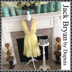 Vintage 1960's Jack Bryan dress, size 14